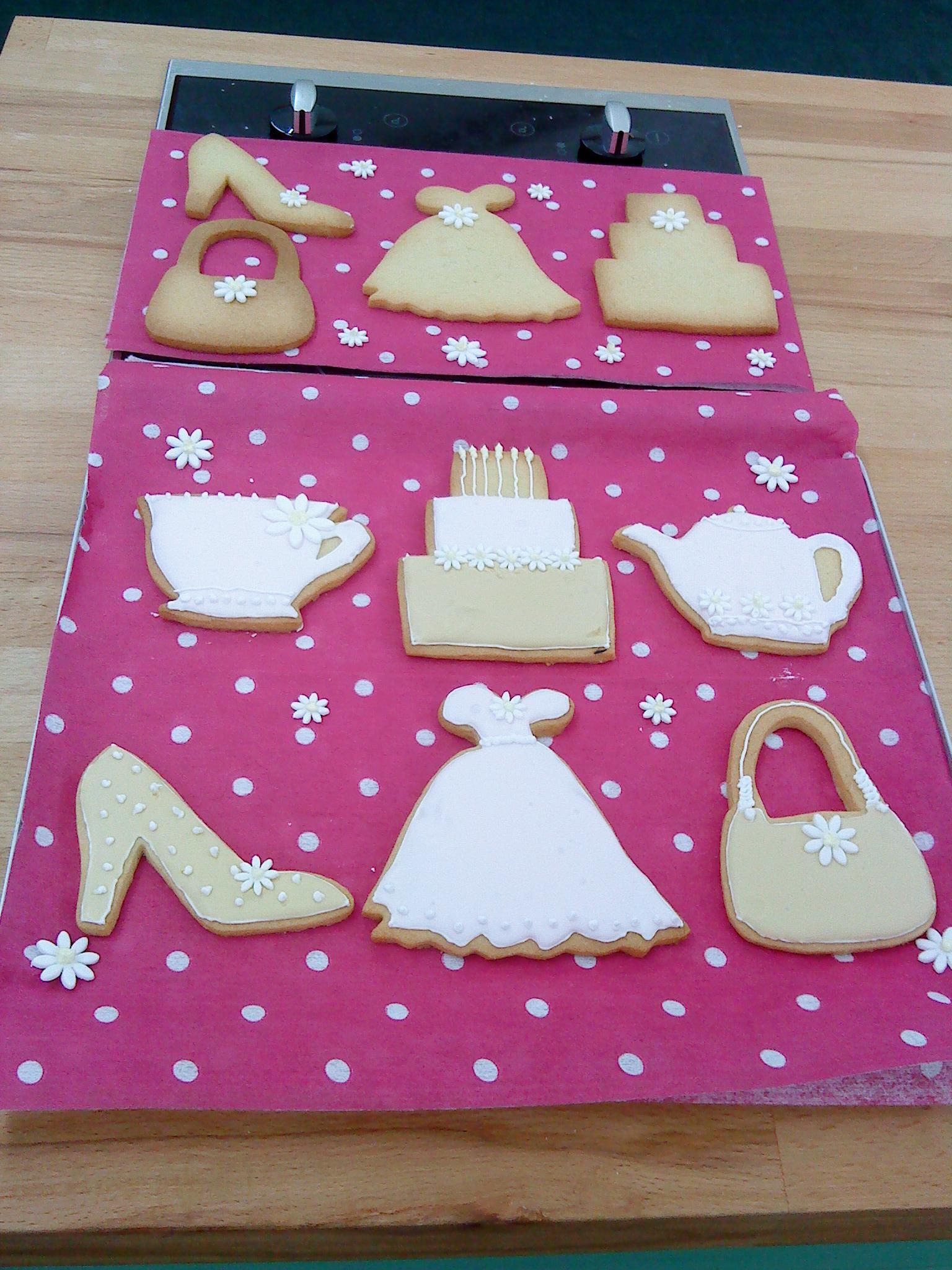 Beautiful Biscuits Recipe Miranda Gore Browne
