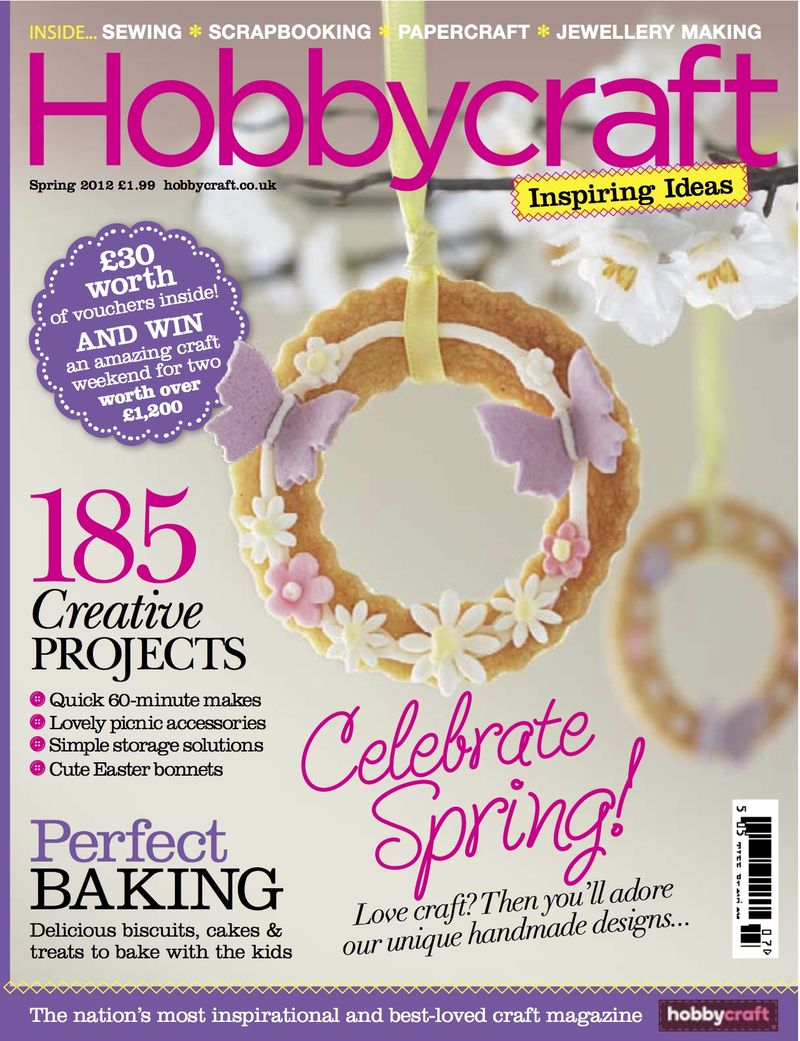 Hobbycraft issue 7 Cover JPEG