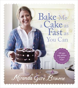 Bake Me A Cake As Fast As You Can cover